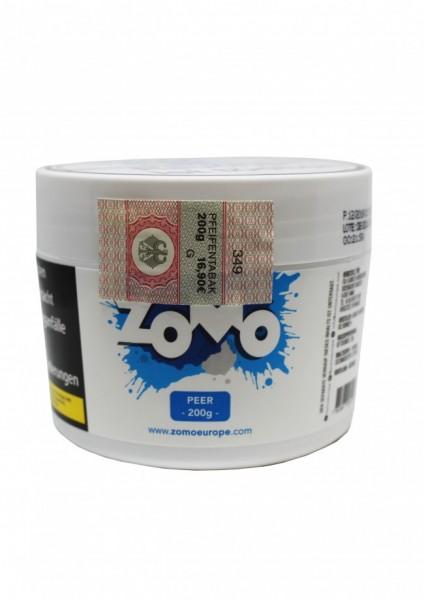 ZOMO Tobacco - Peer (Hermanos) - 200g