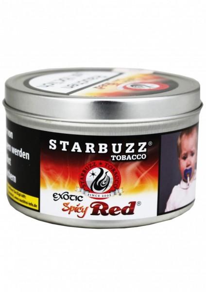 Starbuzz - Spicy Red - 200g