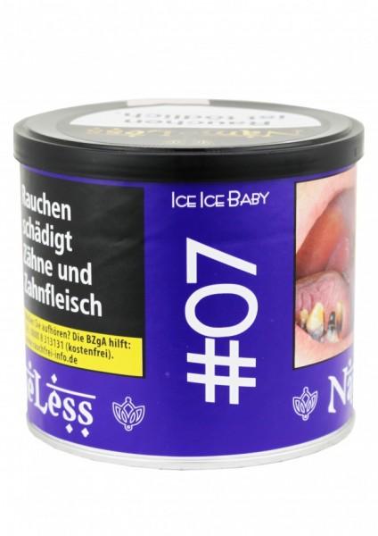 NameLess Singles - Ice Ice Baby - 200g