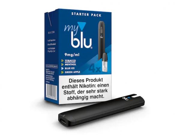 myBlu - E-Zigarette - Starterpack