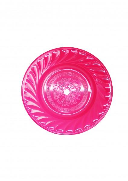 Kohleteller - Mittel 30cm - Pink