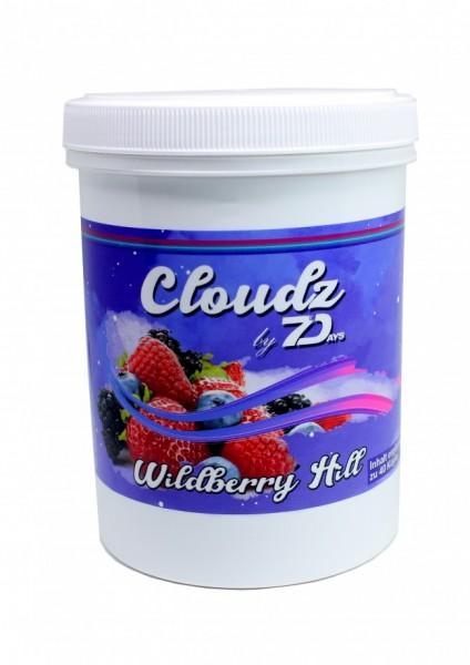 Cloudz by 7Days - Wildberry Hill - 500g