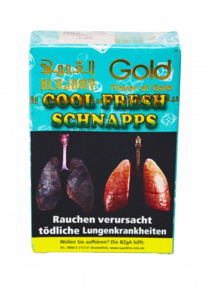 Al Ajamy Tabak - Cool Fresh Schnapps - 25g