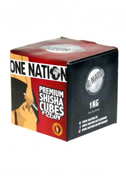 OneNation - #26 Cubes - 1Kg