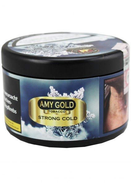 Amy Gold - Strong Cold - 200g