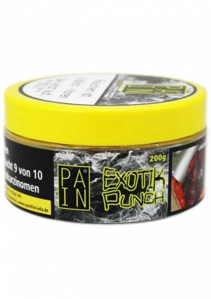 Pain - Exotic Punch - 200g