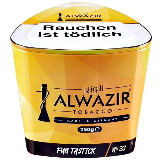 Al Wazir - Fun Tastick (No.37) - 250g