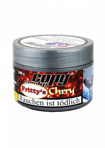 Copy Smoke - Fritty's Chrry - 200g