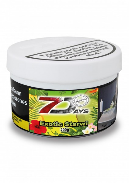 7Days Platin - Exotic Starwi - 200g