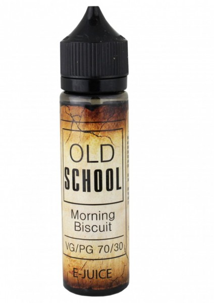 VoVan Liquid Old School - Morning Biscuit - 50ml/0mg