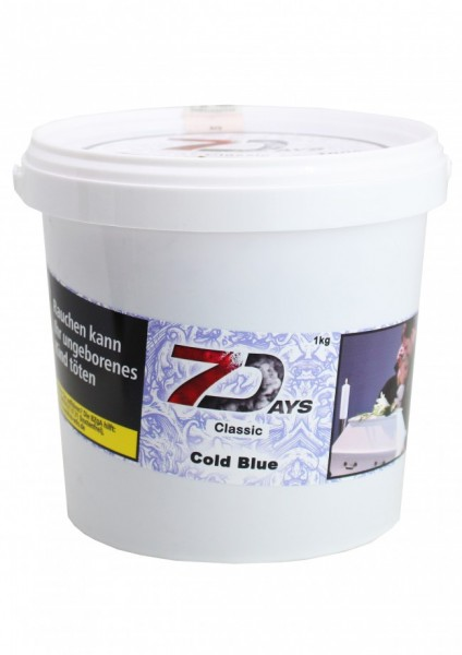 7Days Classic - Cold Blue - 1000g