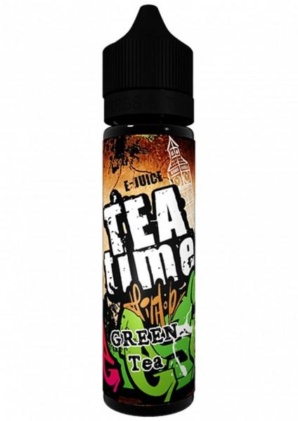 VoVan Liquid Tea Time - Green Tea - 50ml/0mg