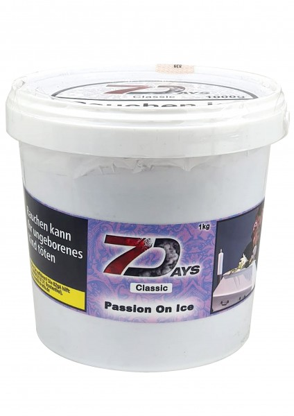 7Days Classic - Passion on Ice - 1000g