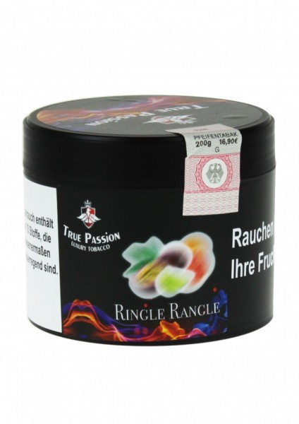 True Passion - Ringle Rangle - 200g