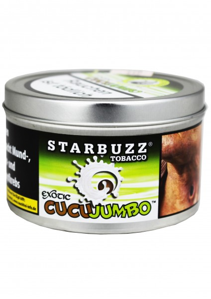 Starbuzz - Cucujumbo - 200g