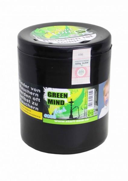 Start Now - Green Mind Fresh - 1kg