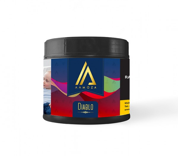 Aamoza - Diablo - 200g