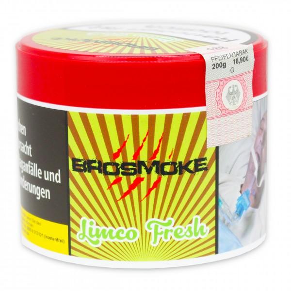 Brosmoke Tabak - Limco Fresh - 200g