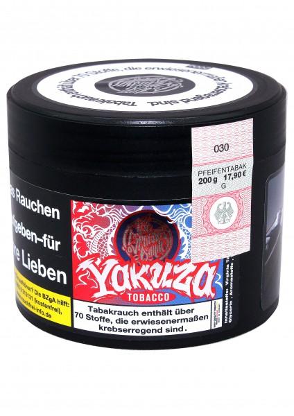 187 Strassen Bande Tabak - Yakuza #022 - 200g