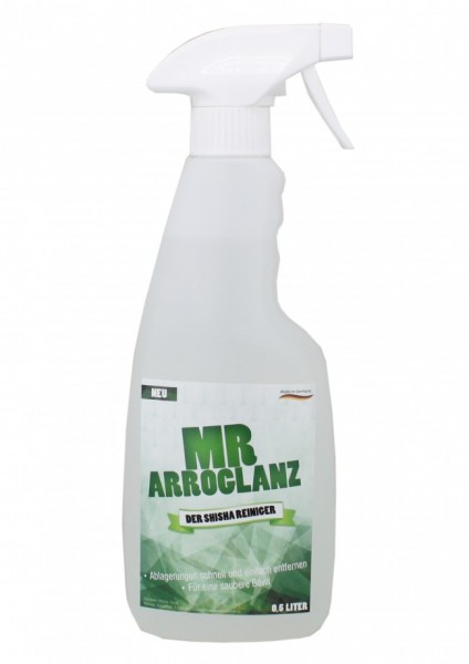 Mr.Arroglanz - DER Shishareiniger - 500ml