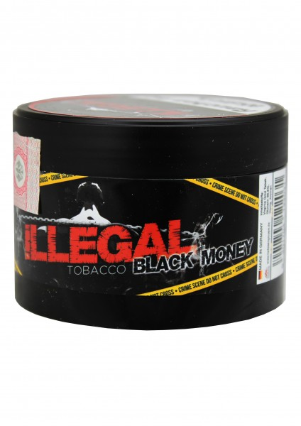Illegal Tobacco - Black Money - 200g
