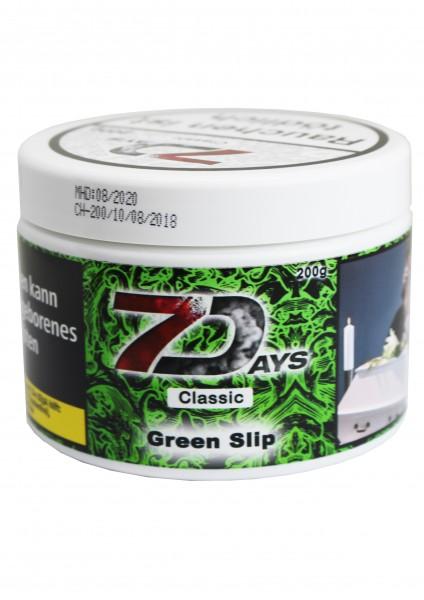 7Days - Green Slip - 200g