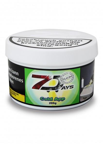 7Days Platin - Cold App - 200g