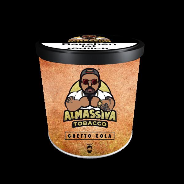 ALMASSIVA Tobacco - Ghetto Cola - 200g