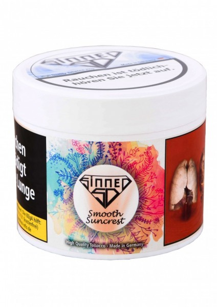 Sinned - Smooth Sunscret - 200g