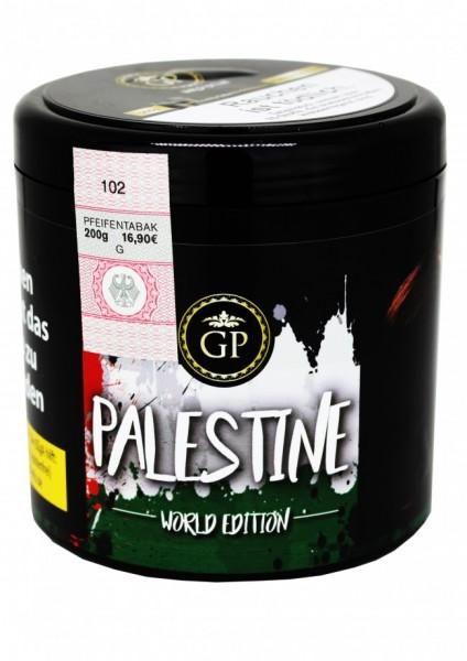 Golden Pipe Worldedition - Palestine - 200g