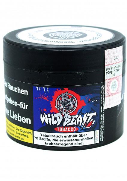 187 Strassen Bande Tabak - wild Beast #009 - 200g