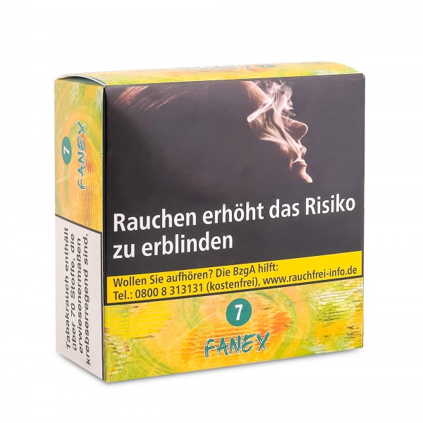 Aqua Mentha Premium Tobacco - Fanex (7) - 200g