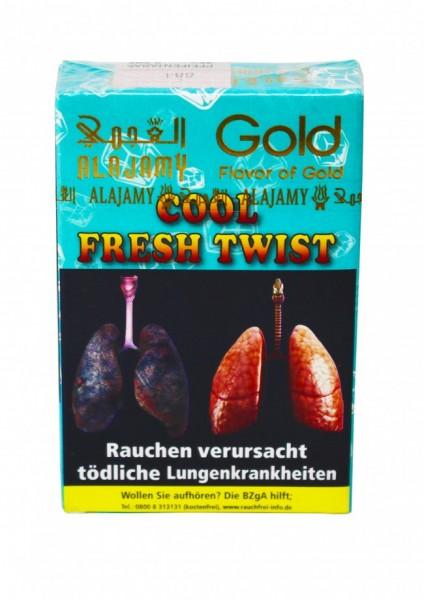 Al Ajamy Tabak - Cool Fresh Twist - 25g