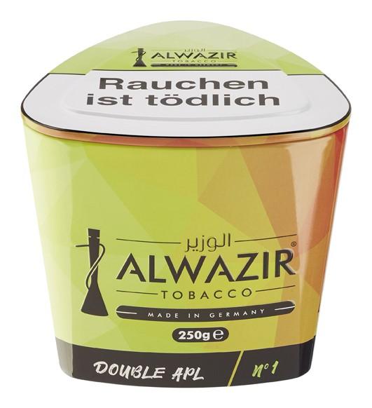 Al Wazir - Double Apl (No.1) - 250g