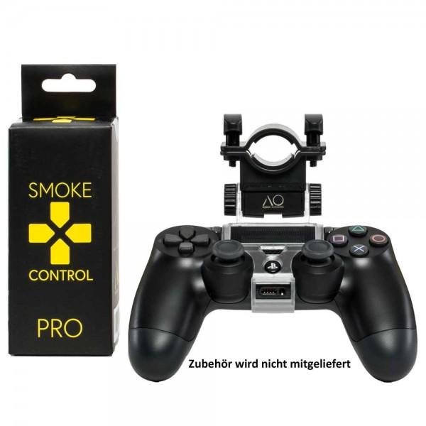 Smoke Control - Pro Schlauchhalter PS4 - Black