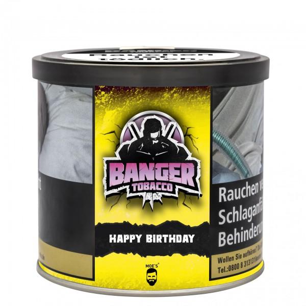 Banger Tobacco - HAPPY BIRTHDAY - 200g