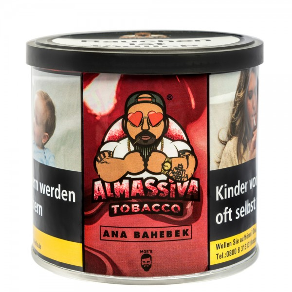 ALMASSIVA Tobacco - Ana Bahebek - 200g