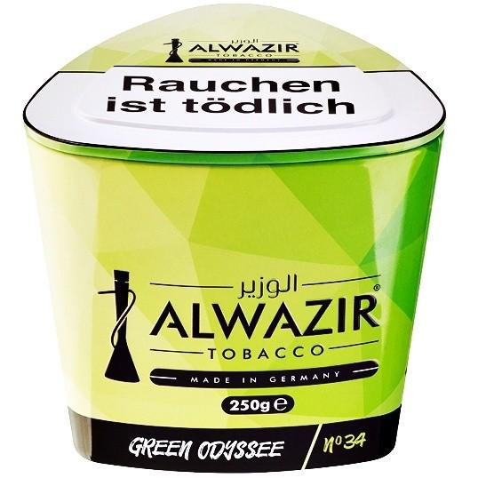 Al Wazir - Green Odyssee (No.34) - 250g