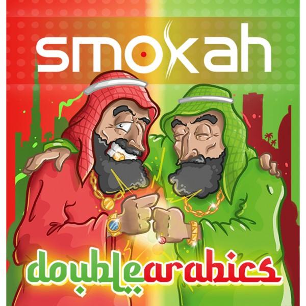 Smokah Tobacco - Double Arabics - 200g
