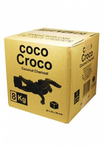 Coco Croco 26er - Naturkohle - 8 kg