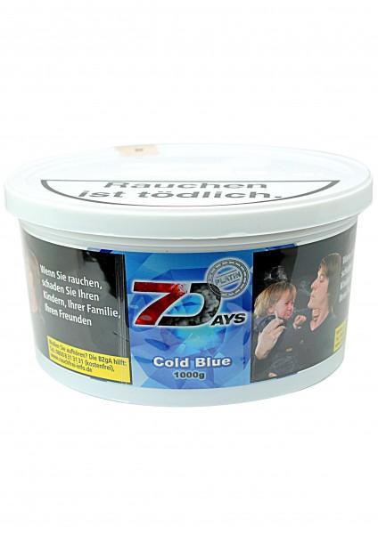 7Days Platin - Cold Blue - 1kg