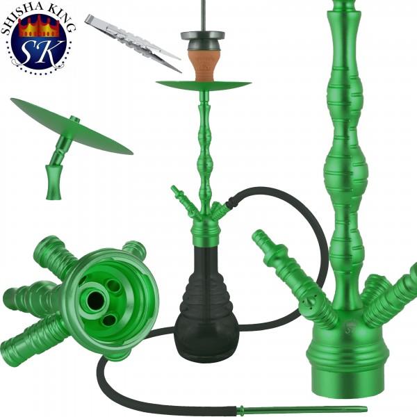 SKS - 611 Click 4 Adaptor - Green Shaft - Light Black Shinning - 622
