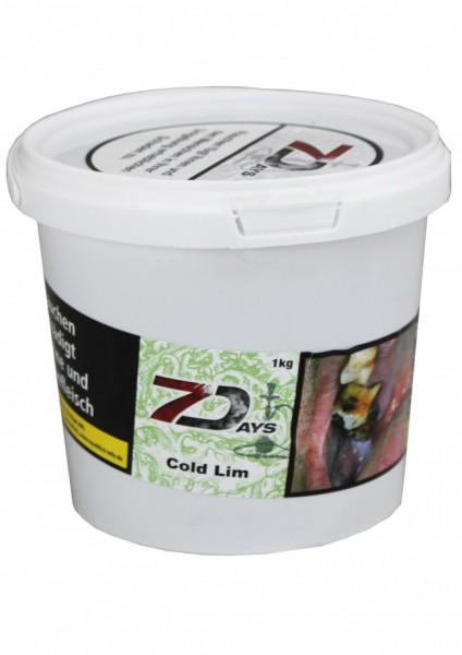 7Days Classic - Cold Lim - 1000g