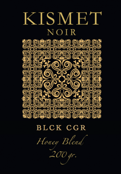 Kismet Noir - BLCK CGR 3 - 200g