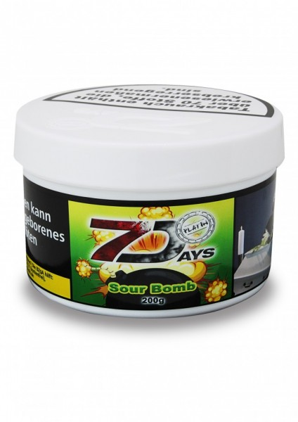7Days Platin - Sour Bomb - 200g