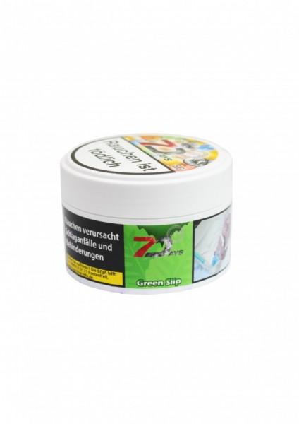 7Days Platin - Green Slip - 50g