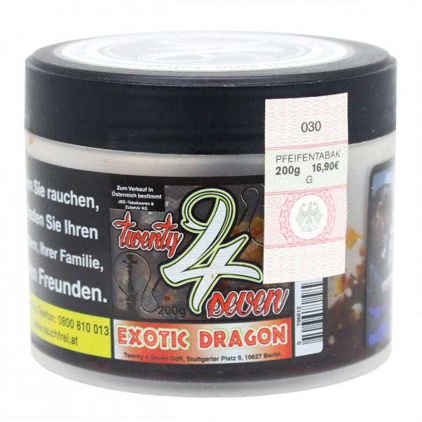 Twenty 4 Seven - Exotic Dragon - 200g
