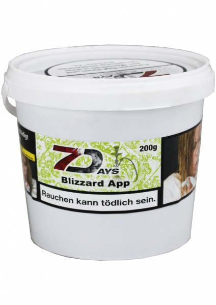 7Days - Blizzard App - 1000g