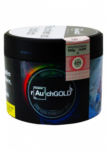 rauchGOLD - LUCKY BREEZE - 200g